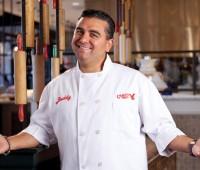 Buddy Valastro, o Cake Boss, proprietário do restaurante em Vegas!